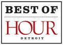 Voted Best of Detroit Florist with Multiple Locations by Hour Detroit readers.