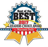 Best of the Best 2009, 2010, 2011 & 2014 Reader's Choice Awards