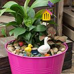 Mini Fairy Garden Design Workshop - at home!