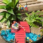 Gone Fishing Fairy Garden Design Workshop - at home!
