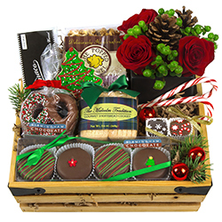 Gift Baskets & Gourmet Flowers, Plants, Gift Baskets from VIVIANO ...