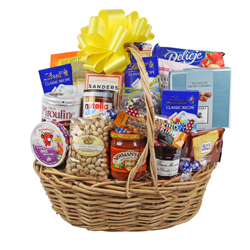 christmas gift baskets gourmet flowers plants gift baskets from