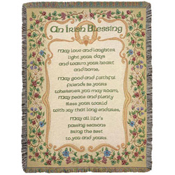 Throw Blankets Amp Tapestries Sympathy Gifts Memorial