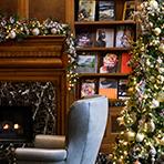 Christmas Mantel Decorating Demonstration - FREE