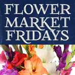 Flower Market Friday: Michigan Glads $3.95 1 bunch, $6.95 2 bunches