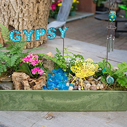 Gypsy Fairy Garden $59.95