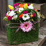 Floral Purse 2pm Workshop - flowers