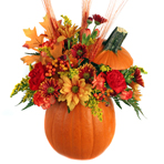 Pumpkin Arrangement Workshop