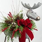 Reindeer Porch Decor 11am Workshop