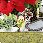 Christmas Fairy Garden Workshop