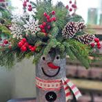Snowman Jr. Porch Pot Workshop *CANCELED*