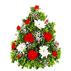 Little Boxwood Christmas Tree 2pm Arrangement Workshop *SOLD OUT - see 11am time!*