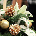 Christmas Centerpiece Workshop
