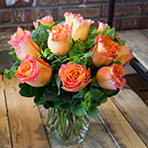 Dozen Roses Arrangement Workshop *CANCELED*