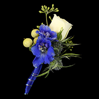 Aim High Boutonniere #17BOUT375 Viviano homecoming prom & special event