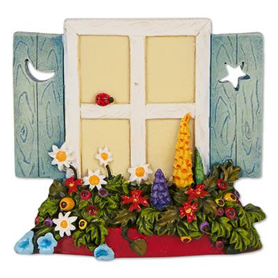 Fairy Garden Hanging Window