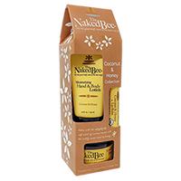 Naked Bee Gift Coconut & Honey #424NBGSCO Viviano