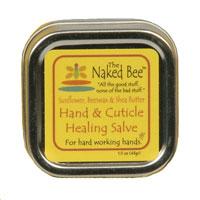 Naked Bee - Hand & Cuticle  Healing Salve #424NBHS  Viviano