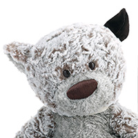 Giving Bear #5004700480 Viviano Flower Shop comforting plush teddy gift