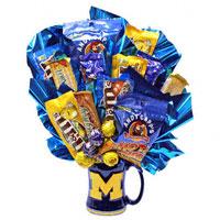 Go Blue! - snacks #54211S Viviano
