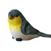 Bird Bright & Blue Asst #695A5663 Viviano