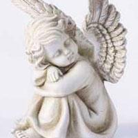 Sleeping Angel statue #73619732 Viviano