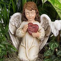 Heart Angel #736D13913 Viviano