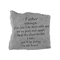 Garden Stone Father Although #807158 Viviano