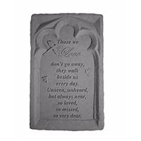 Garden Stone - Those We Love frame #807492 Viviano