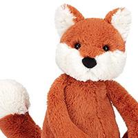 Bashful Fox Cub #813BAS3FXC Viviano