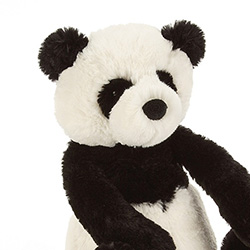 Bashful Panda #813BAS3PC Viviano