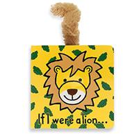 If I Were A Lion Book #813BB444LI Viviano
