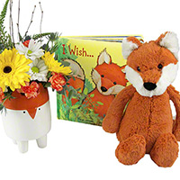 Forest Friend Fox  #83620F Viviano