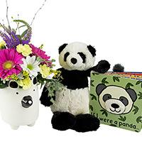 Forest Friend Panda #83620P  Viviano