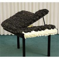 Piano Tribute #91106  Viviano personalized arrangement for  funeral, memorial