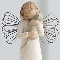 Willow Tree With Affection #91426109 Viviano sculpture by Susan Lordi