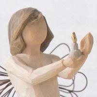 Willow Tree Angel of Hope  #91426235 Viviano