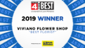 Voted Detroit's Best Florist in WDIV's 2019 'Vote 4 the Best' contest!